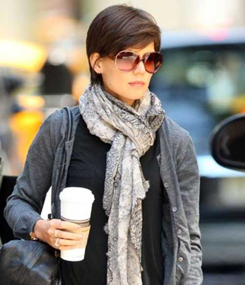 Katie holmes pixie cuts short hairstyles 2017 2018 most nice katie holmes pixie hair winobraniefo Image collections
