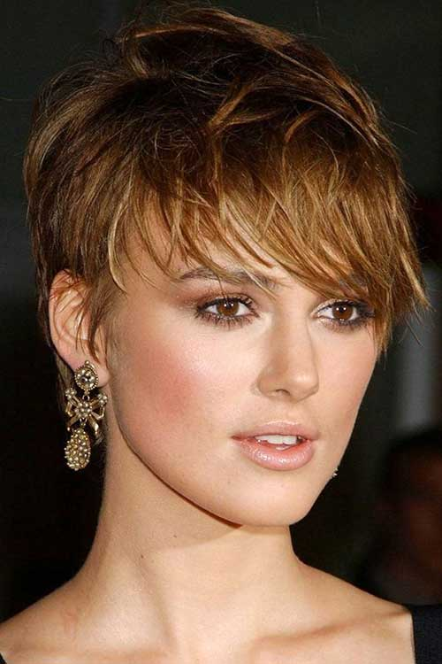 15 Keira Knightley Pixie Haircuts Short Hairstyles 2017