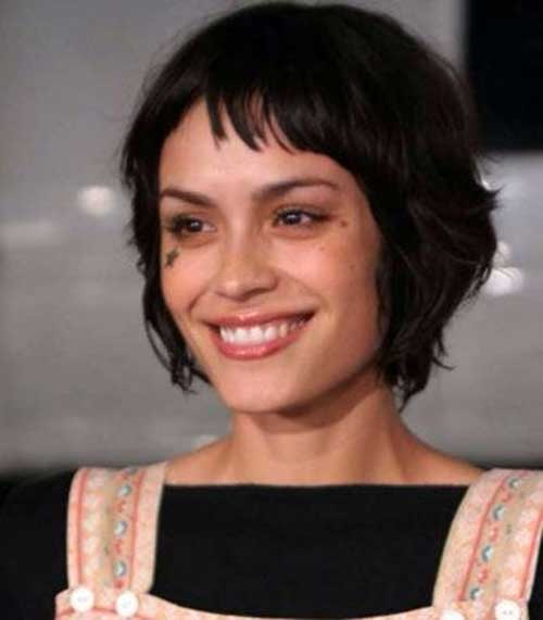 Layered Pixie Cut Hair Ideas
