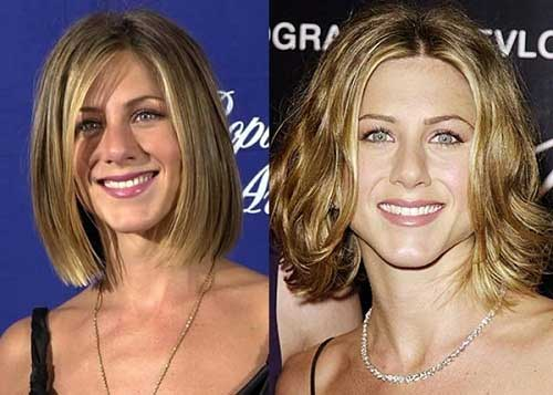Long Bob Jennifer Aniston Hairstyles