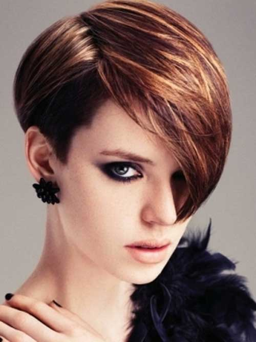 Long Pixie Images of Short Hair Cuts