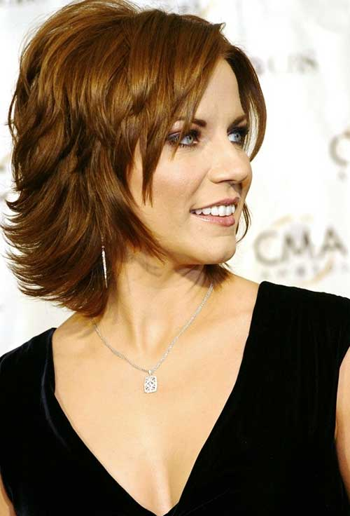 Best Mature Short Haircuts