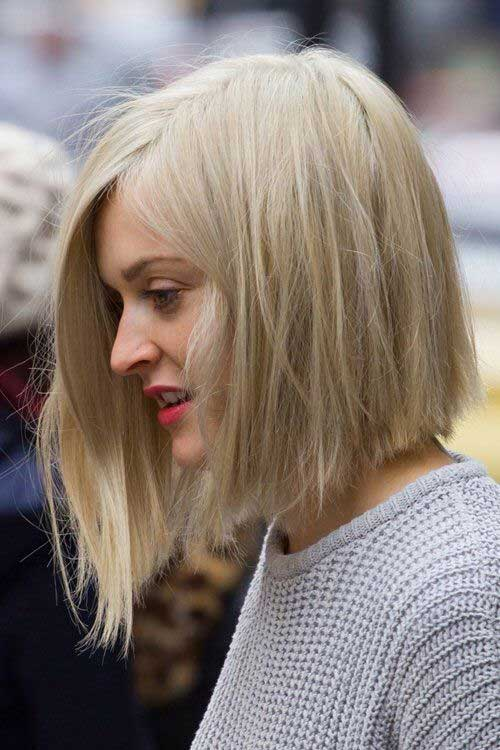 Peachy 25 Short Medium Length Haircuts Short Hairstyles 2016 2017 Short Hairstyles Gunalazisus
