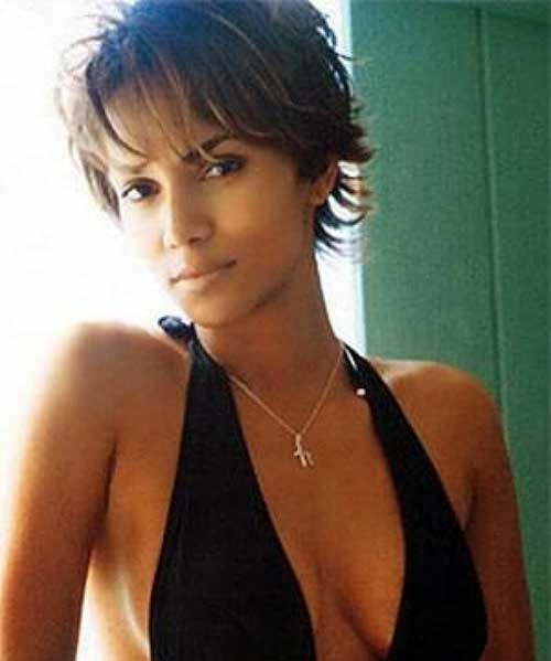 New Short Hair Ideas with Bangs for Black Ladies