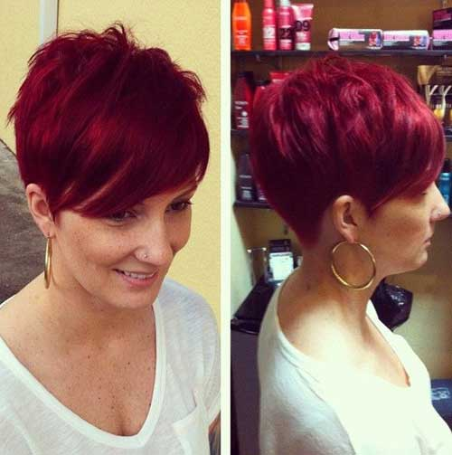 30 Short Trendy Haircuts Short Hairstyles 2016 2017