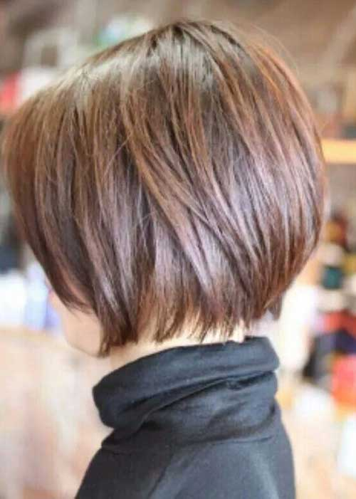 Nice Bob Hair Cut Idea