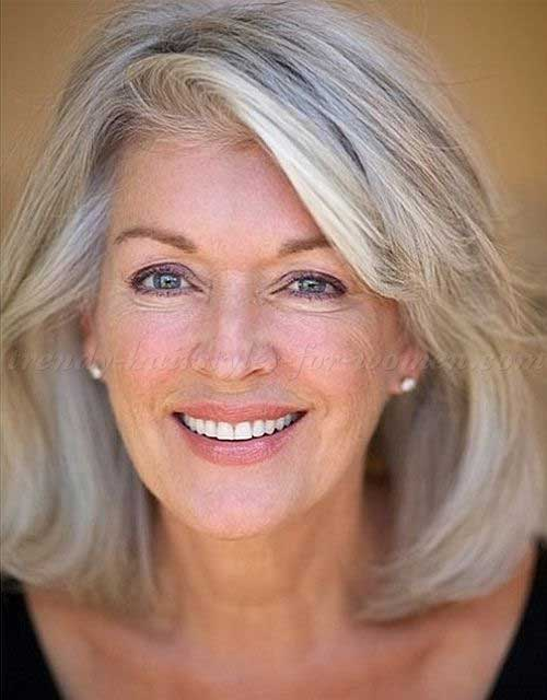 Best Nice Bob for Mature Women