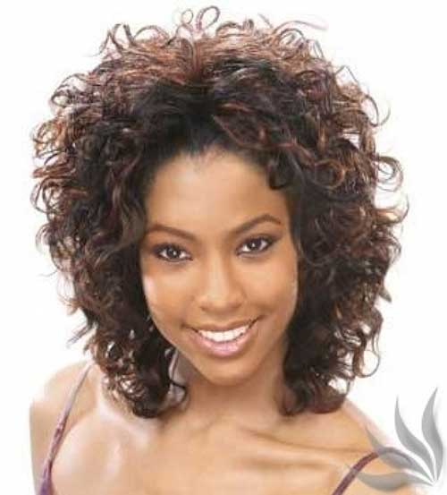 Magnificent 15 Curly Perms For Short Hair Short Hairstyles 2016 2017 Hairstyles For Women Draintrainus