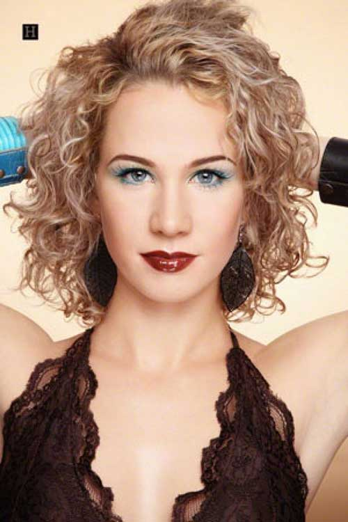Incredible 15 Curly Perms For Short Hair Short Hairstyles 2016 2017 Hairstyle Inspiration Daily Dogsangcom