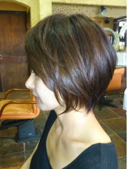 Pretty Short Bob Haircuts