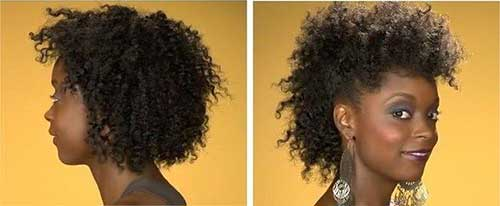 Magnificent 15 Beautiful Short Curly Weave Hairstyles 2014 Short Hairstyles Short Hairstyles Gunalazisus