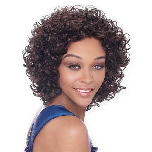 Enjoyable 15 Beautiful Short Curly Weave Hairstyles 2014 Short Hairstyles Hairstyle Inspiration Daily Dogsangcom