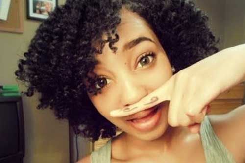 Superb 15 Beautiful Short Curly Weave Hairstyles 2014 Short Hairstyles Hairstyle Inspiration Daily Dogsangcom