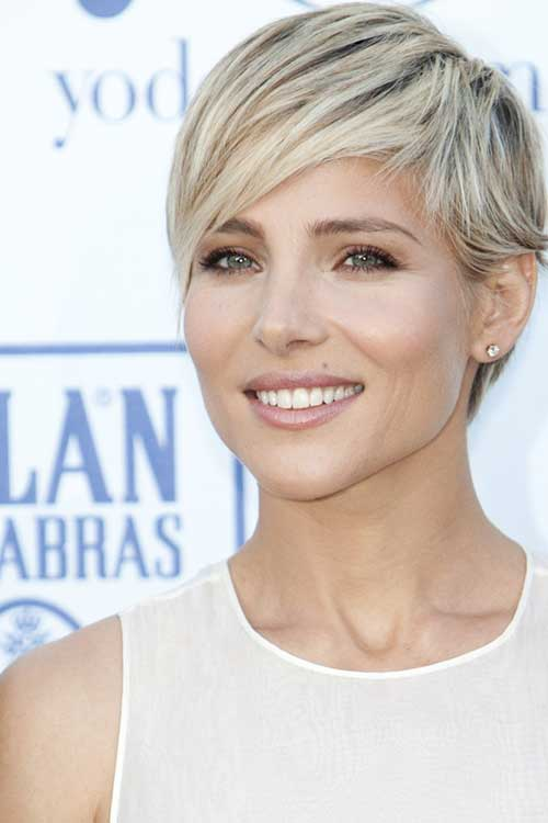 Short Cropped Fine Hairstyles