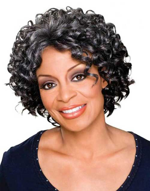 Magnificent Short Haircuts For Black Women Over 50 Short Hairstyles 2016 Hairstyles For Women Draintrainus