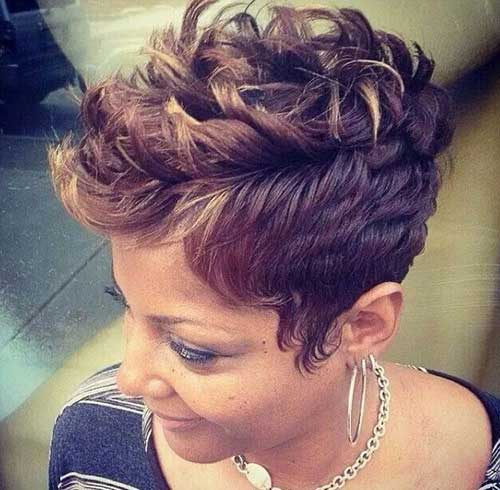 trendy haircuts for with curly hair 30 trendy haircuts crazyforus 2633