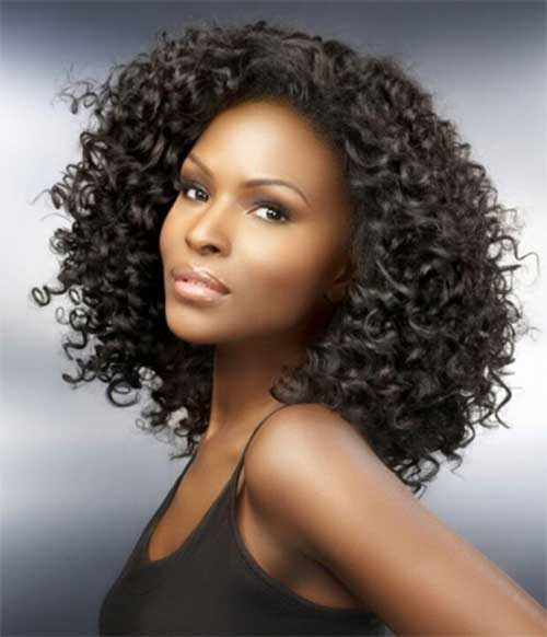 15 Beautiful Short Curly Weave Hairstyles 2014 bd93e8f68d74