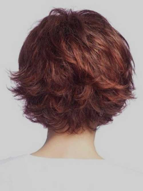 Short Haircut Ideas Back View