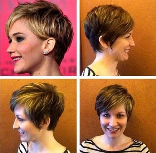 Short Haircuts Ideas for Ladies