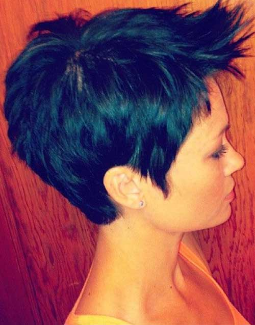 Short Pixie Hair Images