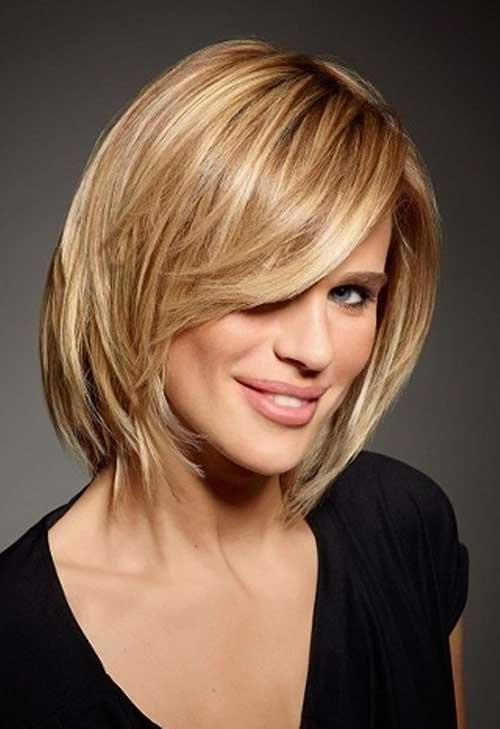 Best Short Hair Layered Bangs For Women Over 50