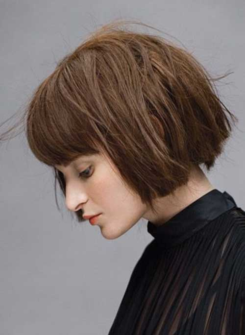 Short Bob Hair Styles For Women Over 40