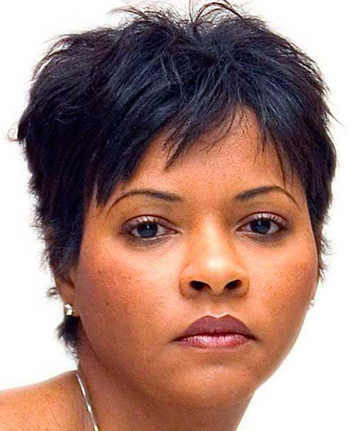 Fantastic Short Haircuts For Black Women Over 50 Short Hairstyles 2016 Short Hairstyles For Black Women Fulllsitofus