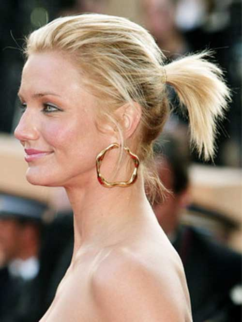 how to make your hair look cute in a ponytail