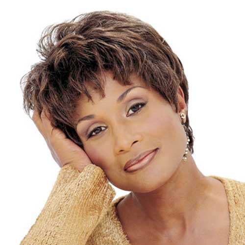 Enjoyable Short Haircuts For Black Women Over 50 Short Hairstyles 2016 Hairstyle Inspiration Daily Dogsangcom