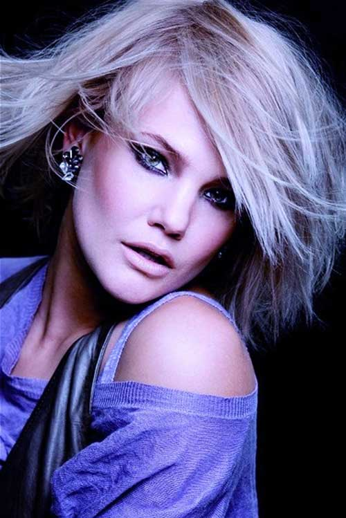 Best Short Haircuts For Mature Ladies