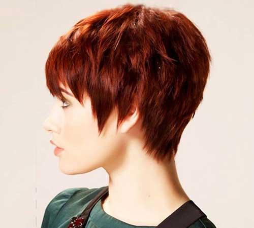 Marvelous 10 Short Haircuts For Straight Thick Hair Short Hairstyles 2016 Short Hairstyles For Black Women Fulllsitofus