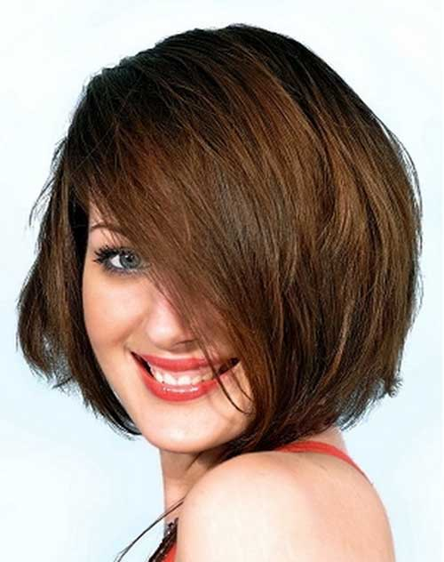 Groovy Short Haircuts For Chubby Faces Short Hairstyles 2016 2017 Short Hairstyles For Black Women Fulllsitofus
