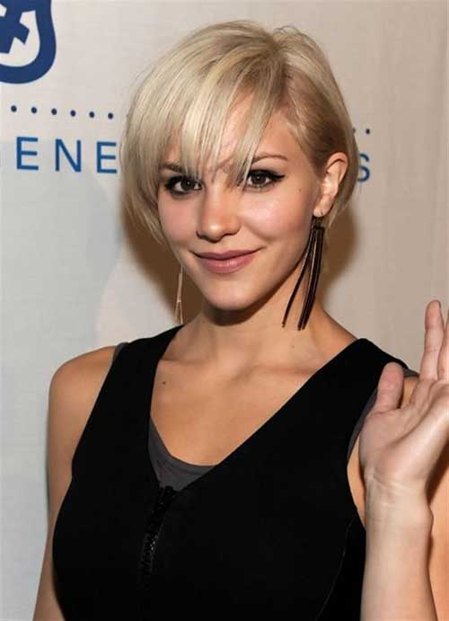 Short Haircuts for Straight Fine Layered Hair