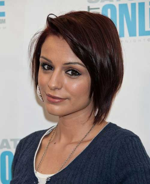 Short Haircuts for Straight Thin Dark Hair