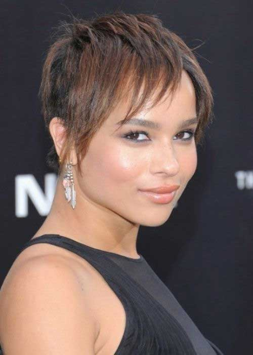 Short Haircuts Ideas for Thin Straight Hair