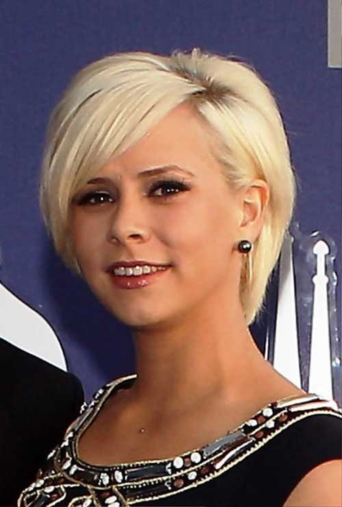 Short Hairstyles Fine Straight Bob