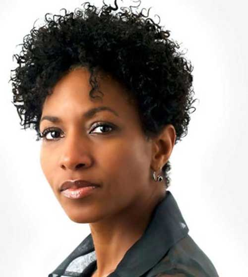 Magnificent Short Haircuts For Black Women Over 50 Short Hairstyles 2016 Hairstyle Inspiration Daily Dogsangcom