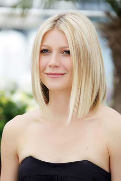 Short Hairstyles for Straight Hair Fine Look
