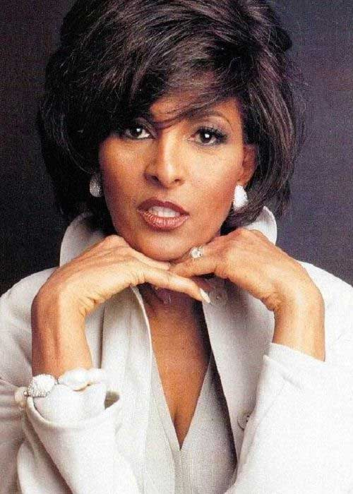 Short Layered Haircuts For Black Women Over 50