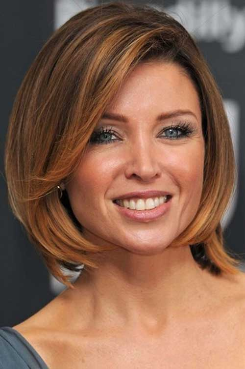 Short Lenght Layered Haircuts 2014