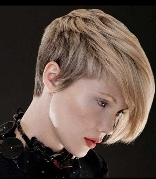 Short Length Pixie Haircuts 2014