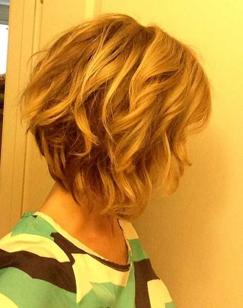 Short Medium Length Inverted Haircuts