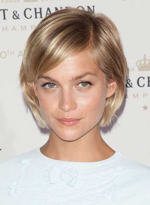 Short Pretty Bob Haircuts