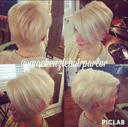 Short Trendy Straight Haircuts