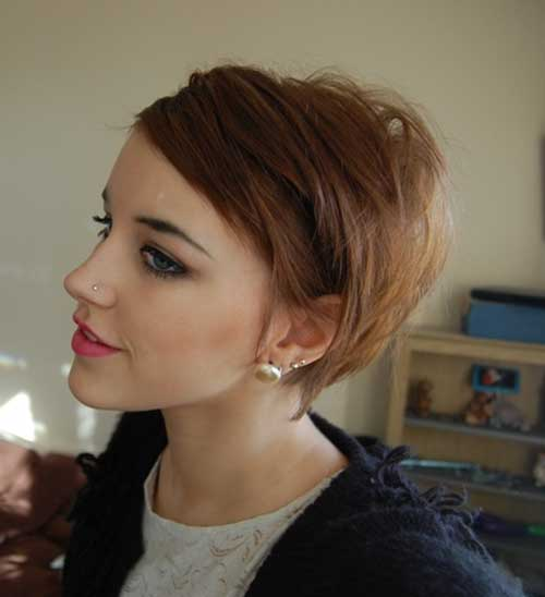 Awesome 10 Easy Hairstyles For Short Hair