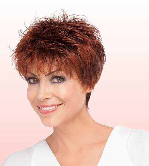 Simple Pixie Short Haircuts