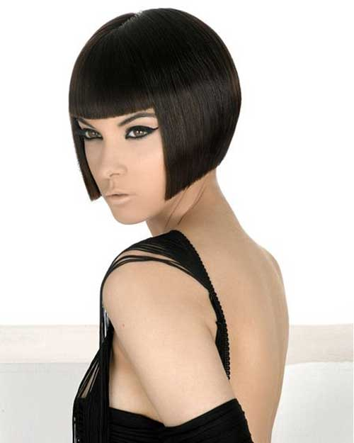 Straight French Bob Hairstyles