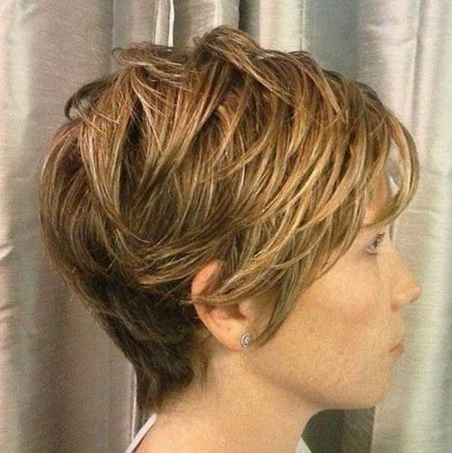 Short Textured Hairstyles Hairstylegalleries