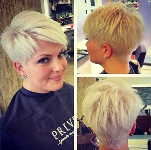 Trendy Textured Pixie Haircuts