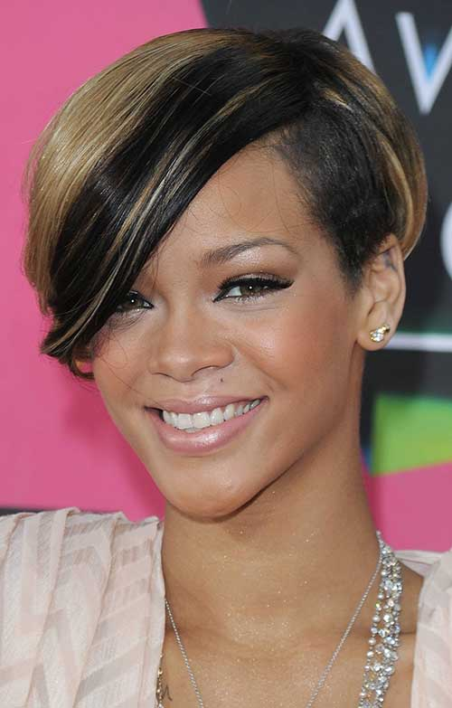 Stupendous 20 Cute Bob Hairstyles For Black Women Short Hairstyles 2016 Hairstyles For Men Maxibearus
